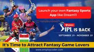 How will the Dream11 Clone App Offer Tons of Opportunities for Entrepreneurs?