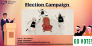 Our Organization provide the Best Election Campaign solution in India.