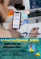 We are one of the Best International Bulk SMS service provider in India.